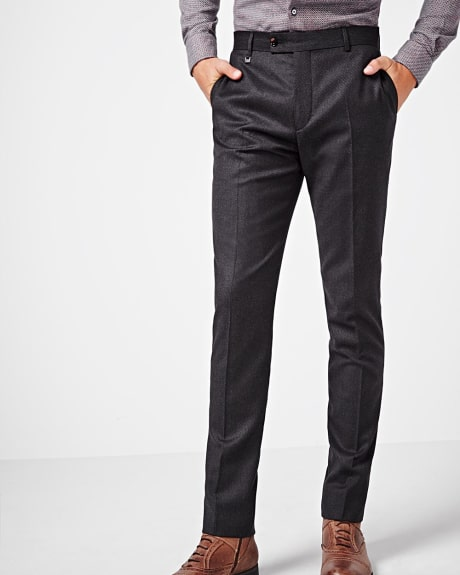 Slim fit wool pant by Climber B.C. (TM)