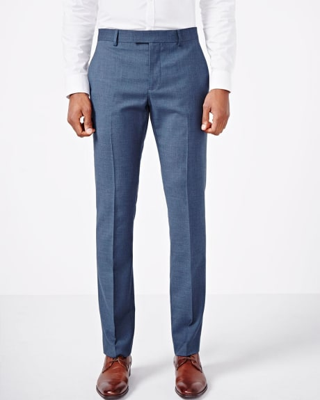 Slim Fit Peak Teal Pant