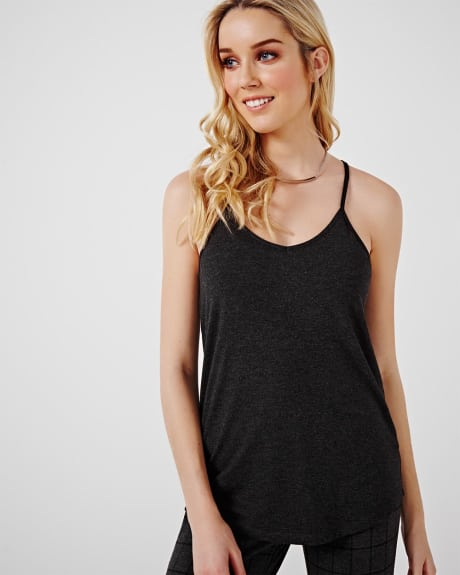 Strappy cami T-Shirt