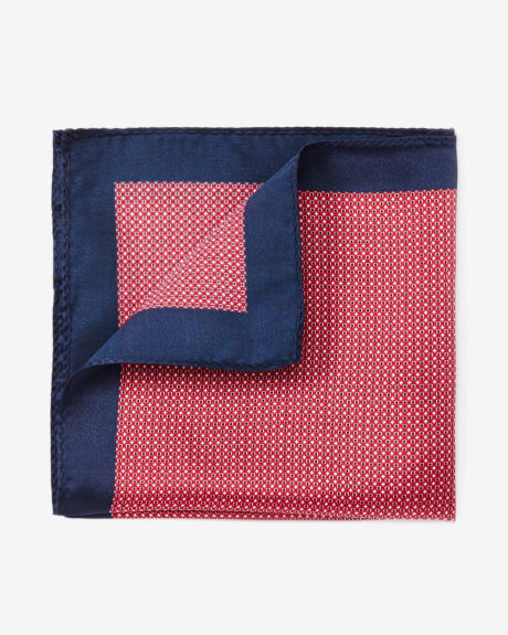 Pocket Square with Print