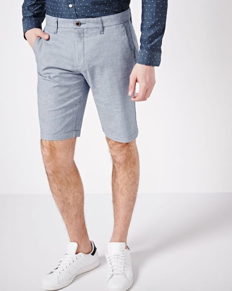 Essential two-tone short