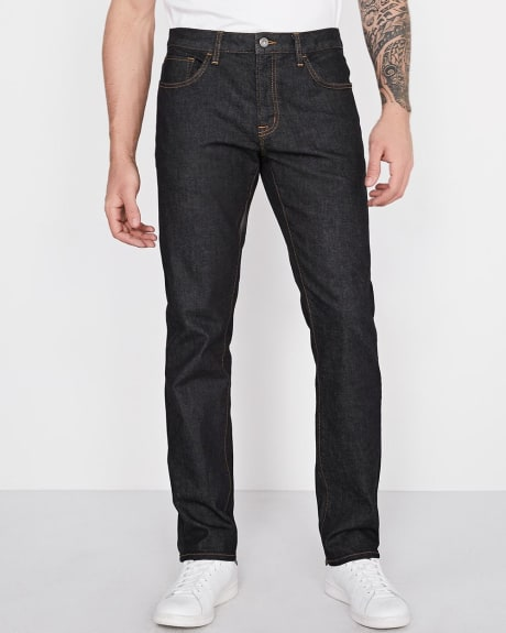 Straight Fit Jean - 32 Inch.Denim.33/32