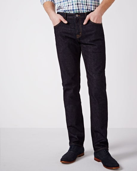 Straight Fit Jean - 34 Inch