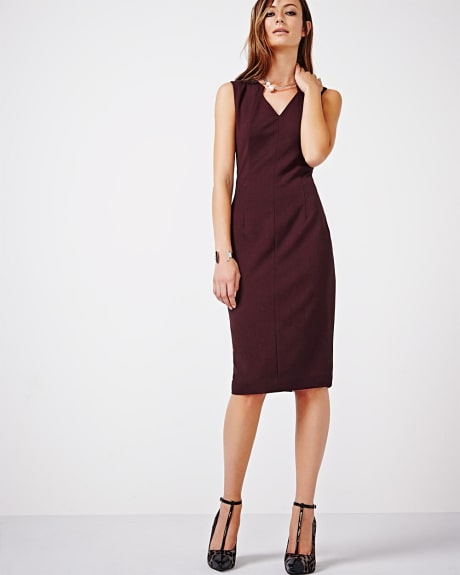 Sleeveless Everyday stretch dress