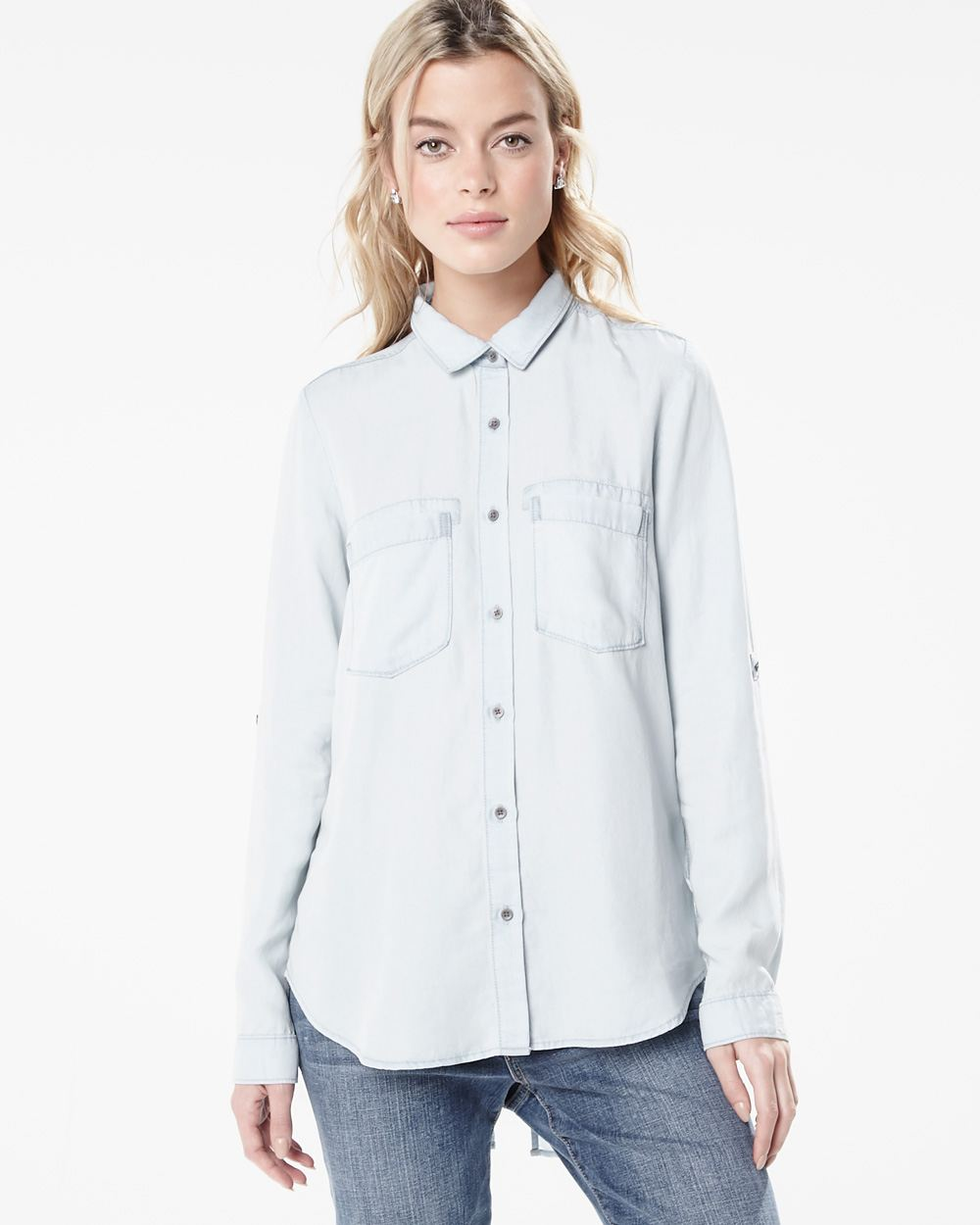 Shop for denim shirt at anthonyevans.tk Free Shipping. Free Returns. All the time.