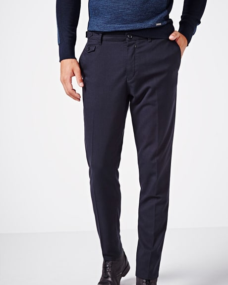 Slim fit Navy pant by Climber B.C. (TM)