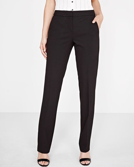 Everyday Stretch Signature Straight leg pant