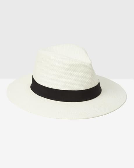 Men's Straw Panama Hat