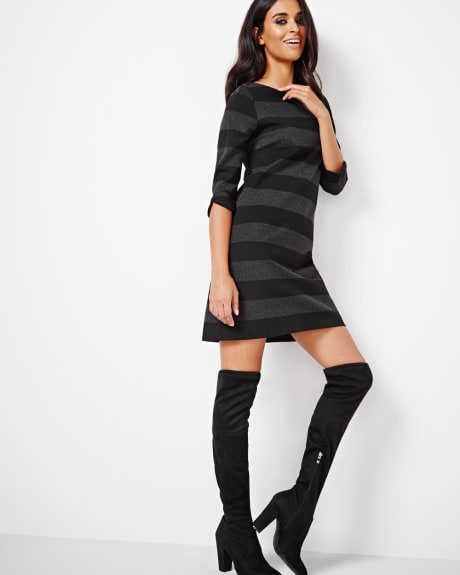 Ponte di roma Shift dress