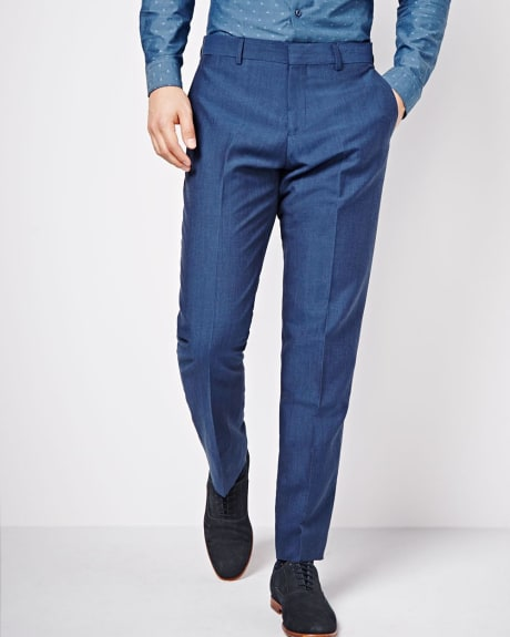 PK Subban Athletic Fit Denim Linen Pant