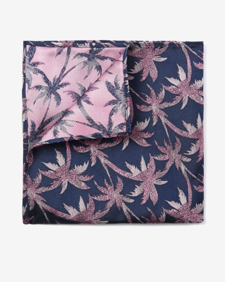 Palm Pocket Square