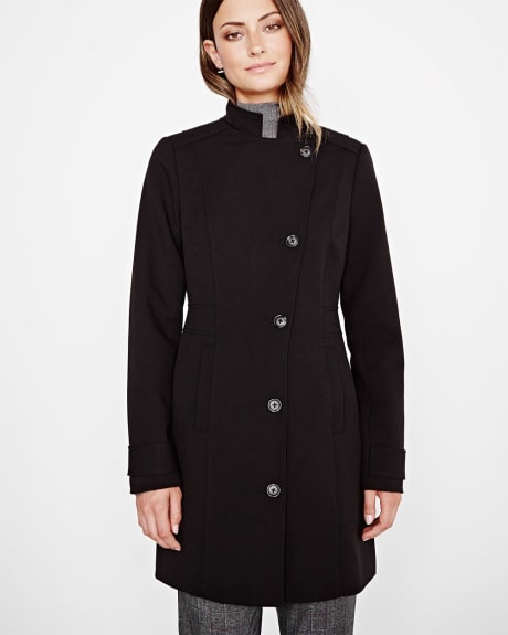 Tricotine Trench Coat