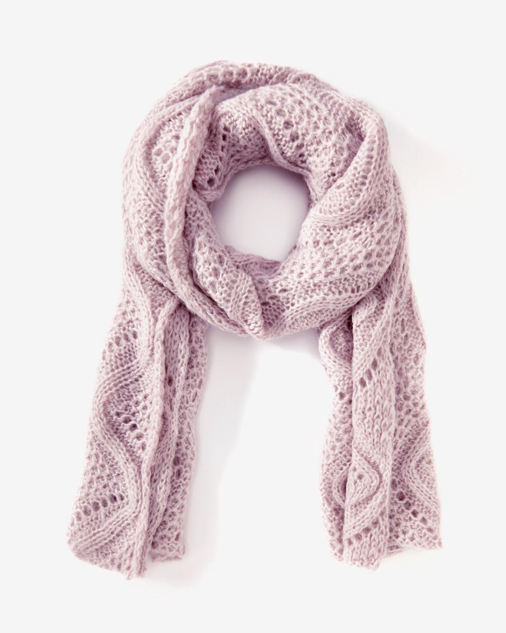 Site De Crochet : Foulard en crochet RW&CO.