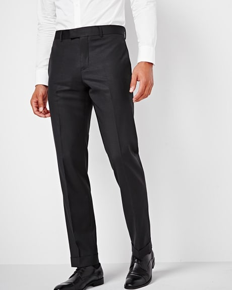 PK Subban Tailored fit black pant