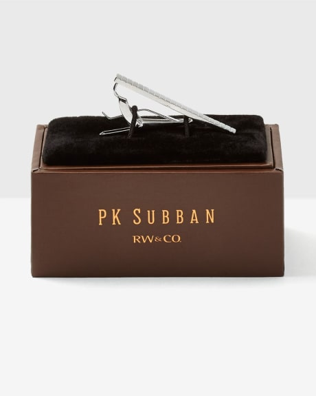 Textured PK Subban Tie Bar