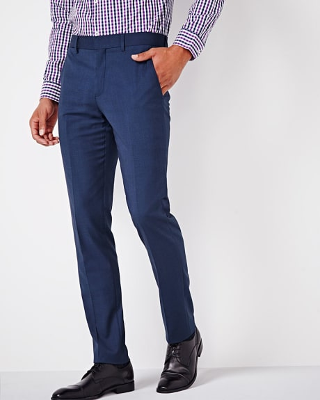 Blue Slim fit pant - regular