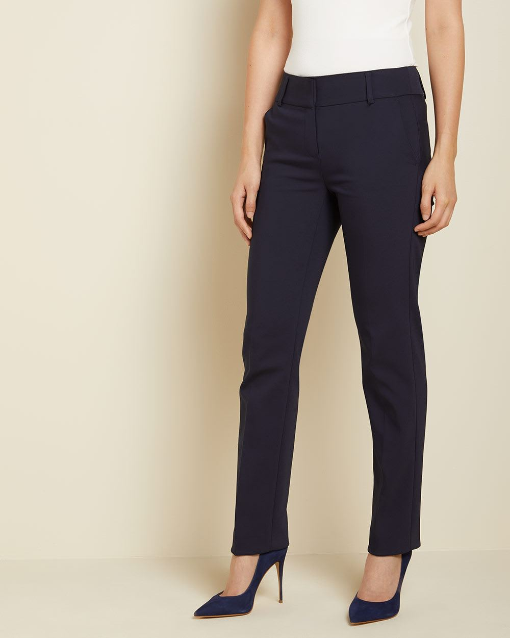Modern chic Signature fit Slim Leg Pant