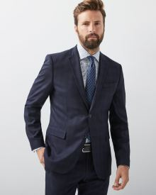 Tailored Fit Tonal check suit Blazer