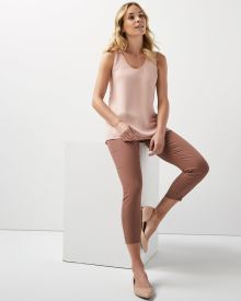 C&G Modern stretch cropped legging