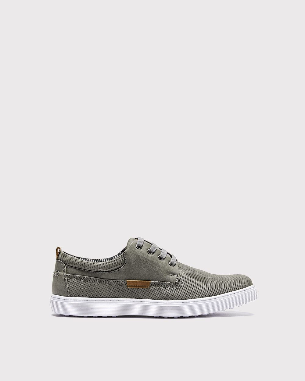 62244327945 Steve Madden (TM) Perforated Textile Halliday sneaker