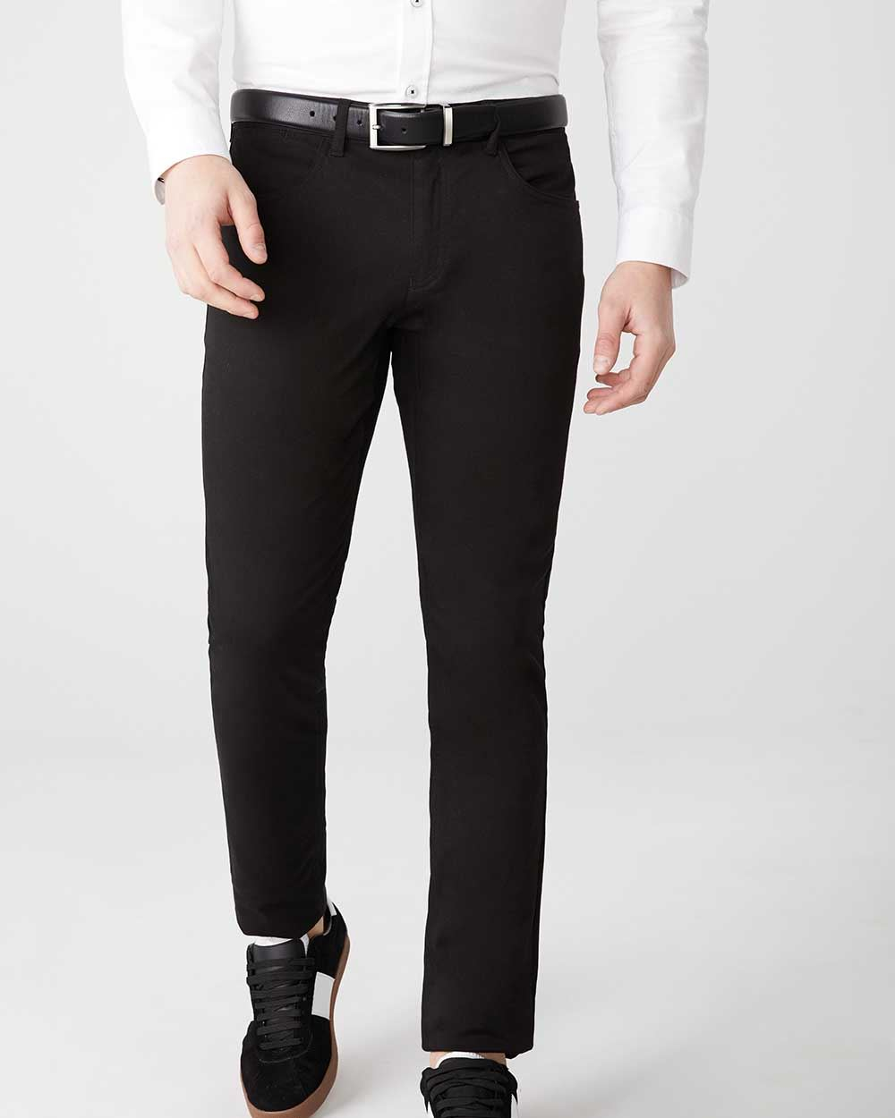 Slim fit 5-pocket pant
