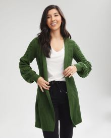 C&G Belted Cardigan