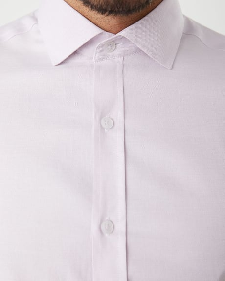 Tailored Fit two-tone lilac Dress Shirt