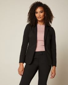 Modern chic Fitted blazer