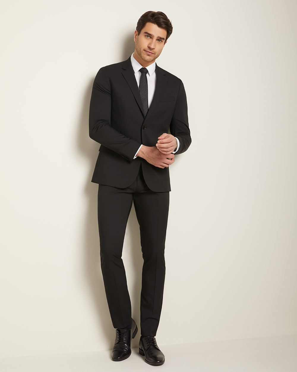 Slim Fit E-Tech (TM) suit Pant