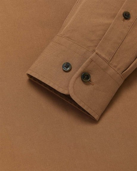 Overshirt with Pocket