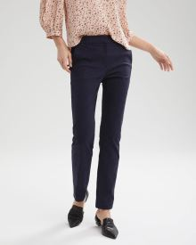 Solid Signature Fit Slim Leg Pant