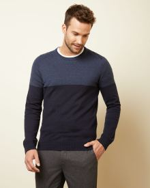 jersey Crew-neck sweater