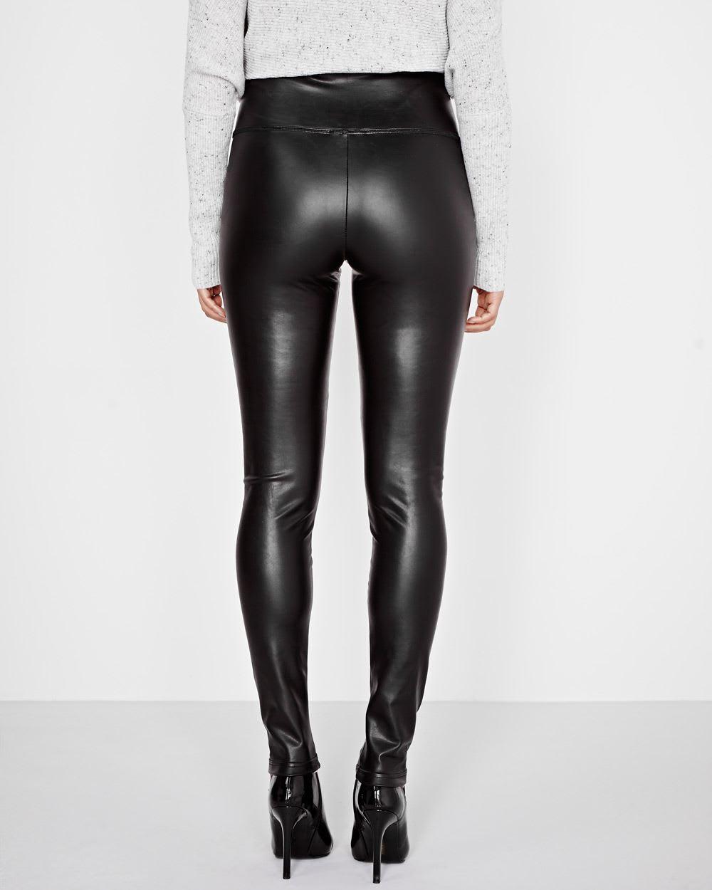 0a7cccf5851e70 Faux-leather leggings | RW&CO.
