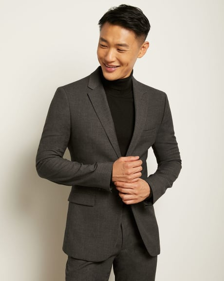 Essential Dark Grey Suit Blazer