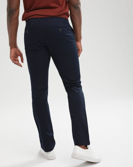 Slim Fit Slash Pocket Chino Pant - 30''