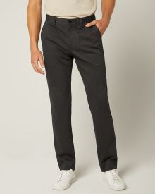 Slim Fit Navy Blue Pant