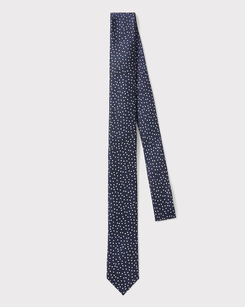 701a32551c06 Skinny dotted Tie   RW&CO.