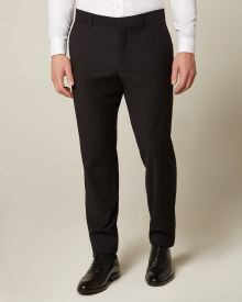 Essential Athletic Fit wool-blend suit Pant - 30''