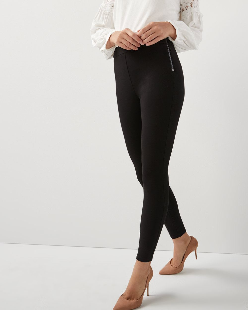 C&G Solid techno legging