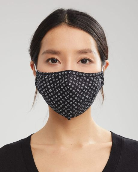 3-Layer Washable Fabric Face Mask