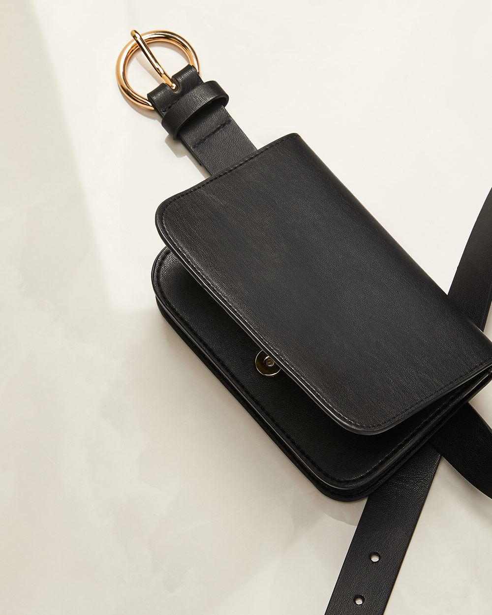 Black Utility belt bag