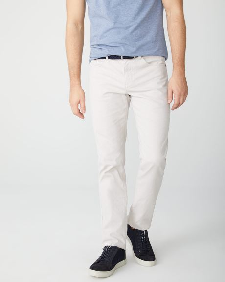 1be1a7842c2385 Men's Casual 5-pocket Pants - Shop Online Now | RW&CO. Canada