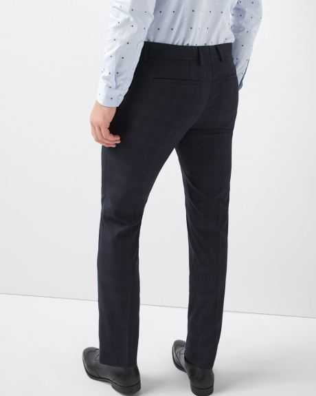 Tailored Fit Tonal check suit Pant