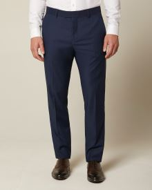 Essential Navy Suit Pant