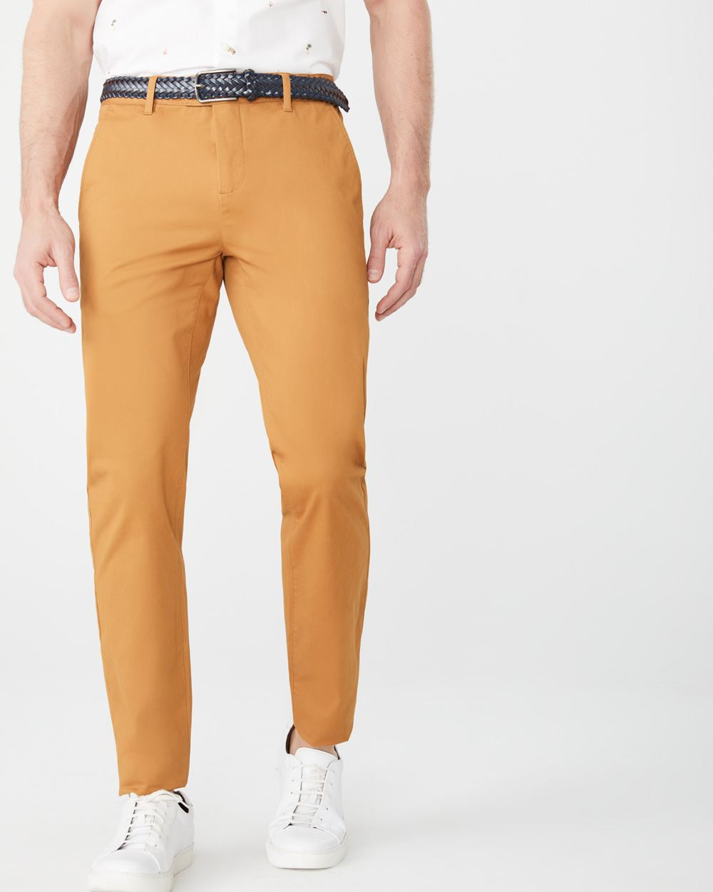 Slim fit chino pant - 34''
