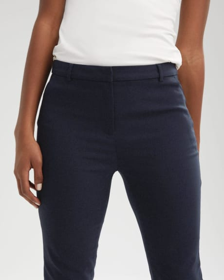 Curvy Fit Slim Leg Ankle Pant