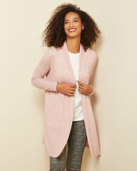 C&G Brush knit cardigan