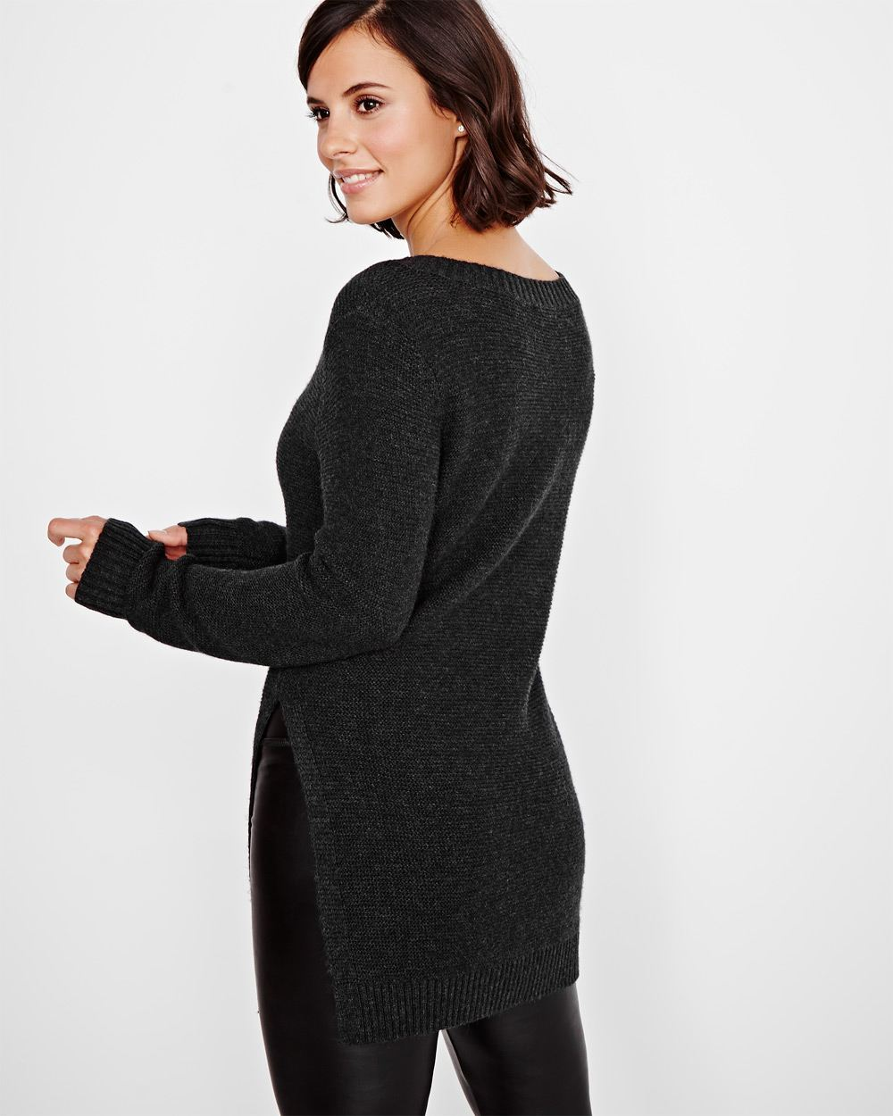 tunic sweaters - up to 70% off. Well, darn. This item just sold out. Select notify me & we'll tell you when it's back in stock.