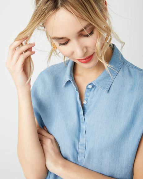 f734dbeaa Women's Blouses & Tops - Shop Online Now | RW&CO. Canada