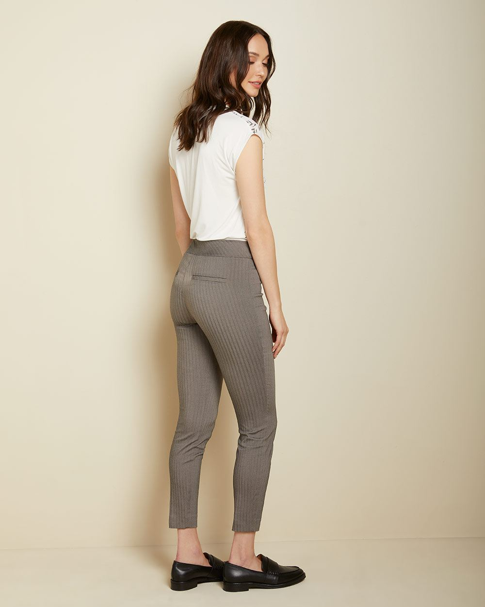 C&G Herringbone City legging pant - 28''